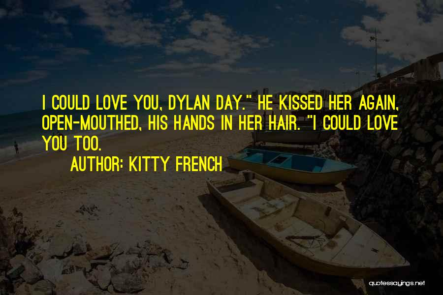 Love Again Quotes By Kitty French