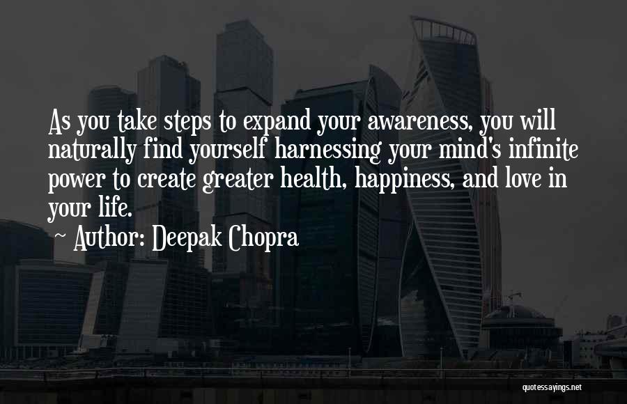 Love And Finding Yourself Quotes By Deepak Chopra