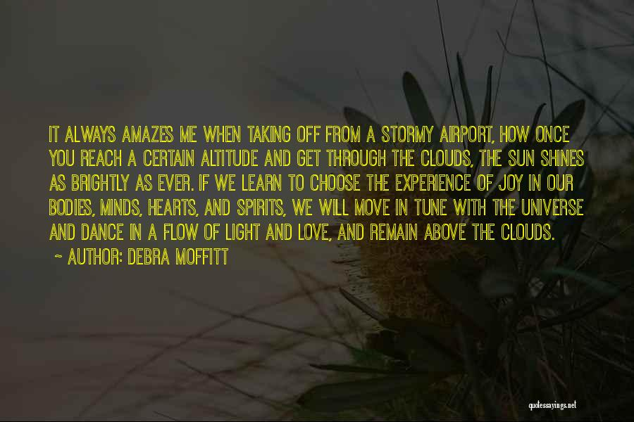 Love And Hard Times Quotes By Debra Moffitt