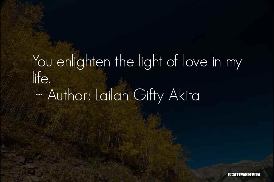 Love And Hard Times Quotes By Lailah Gifty Akita