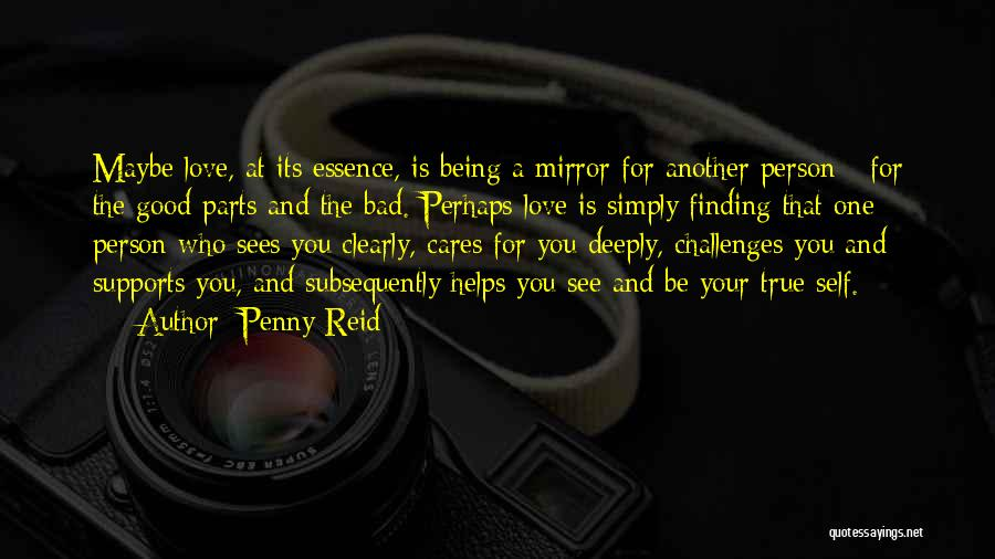 Love And Its Challenges Quotes By Penny Reid