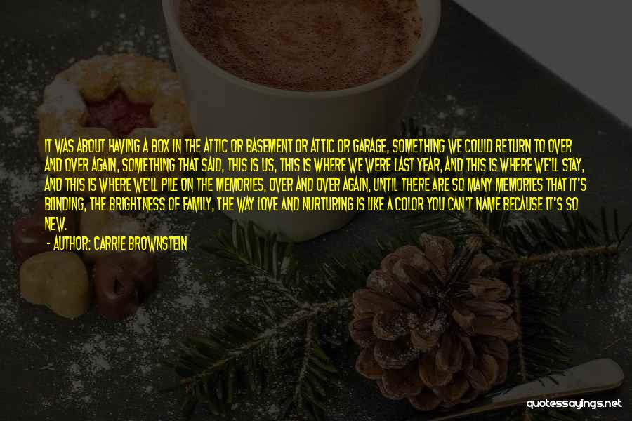 Love And New Relationships Quotes By Carrie Brownstein
