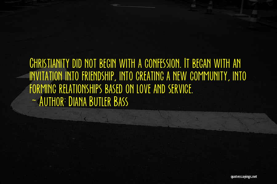 Love And New Relationships Quotes By Diana Butler Bass