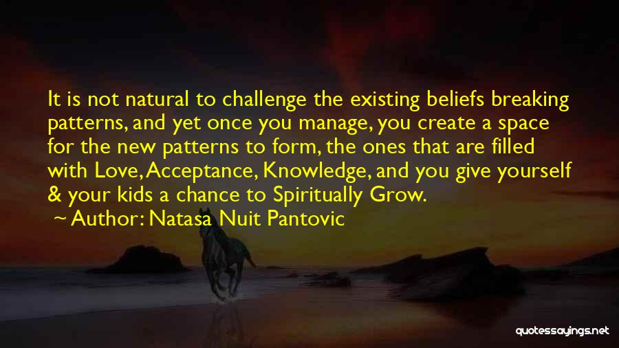 Love And New Relationships Quotes By Natasa Nuit Pantovic