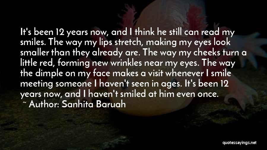 Love And New Relationships Quotes By Sanhita Baruah