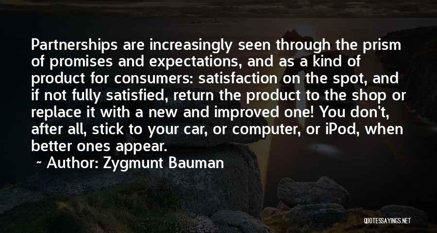 Love And New Relationships Quotes By Zygmunt Bauman