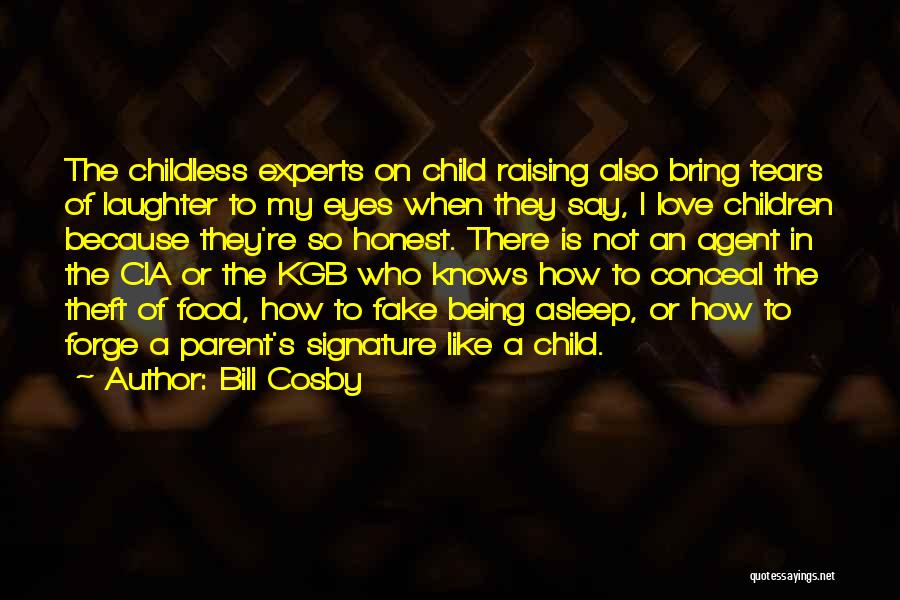 Love Being Fake Quotes By Bill Cosby