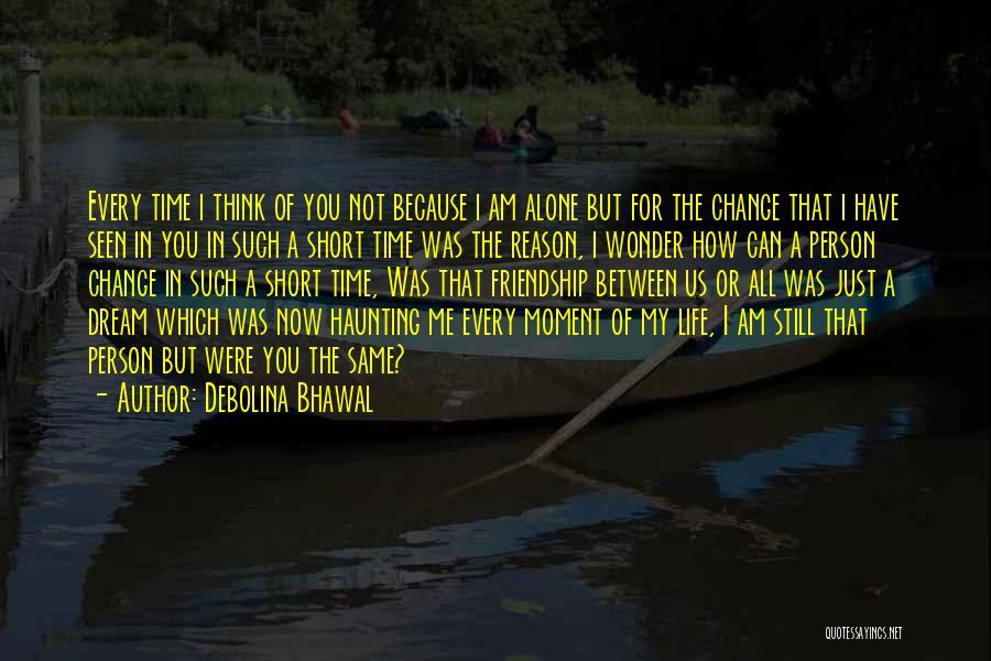 Love Bonding Quotes By Debolina Bhawal
