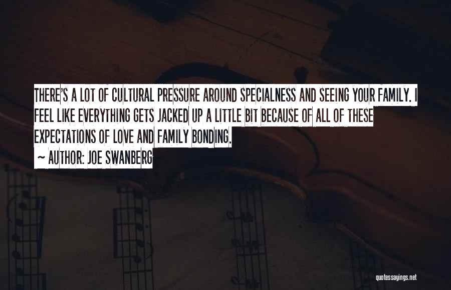 Love Bonding Quotes By Joe Swanberg