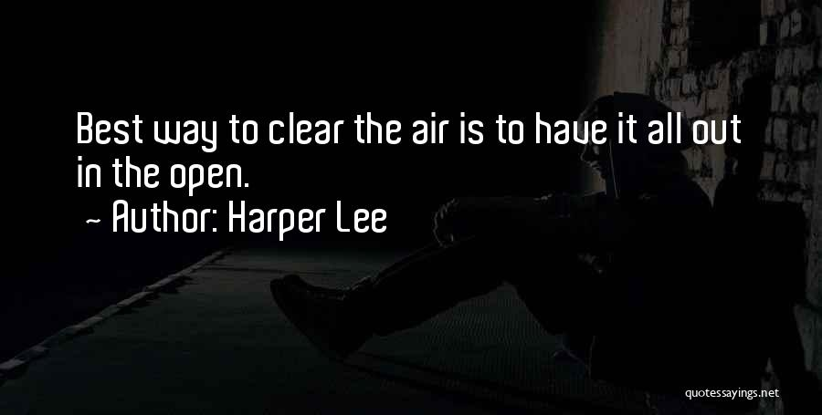 Love Bravery Quotes By Harper Lee
