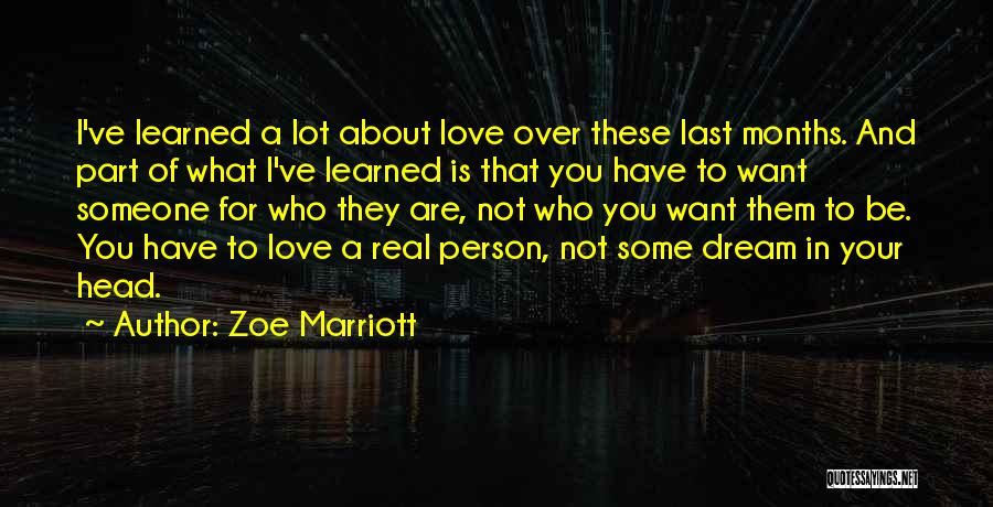 Love Bravery Quotes By Zoe Marriott