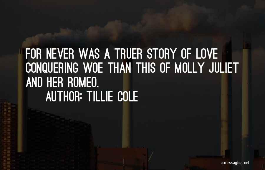 Love Conquering All Quotes By Tillie Cole