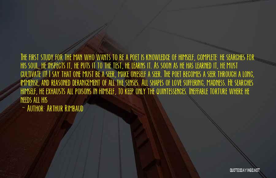 Love Criminal Quotes By Arthur Rimbaud