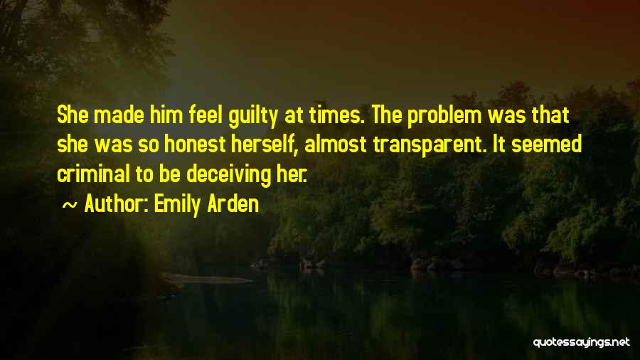 Love Criminal Quotes By Emily Arden