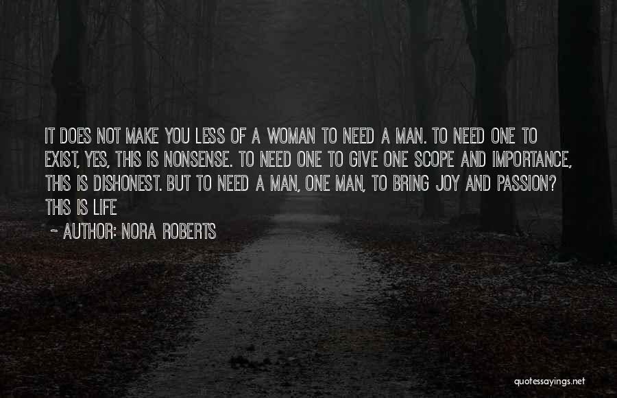 Love Does Exist Quotes By Nora Roberts