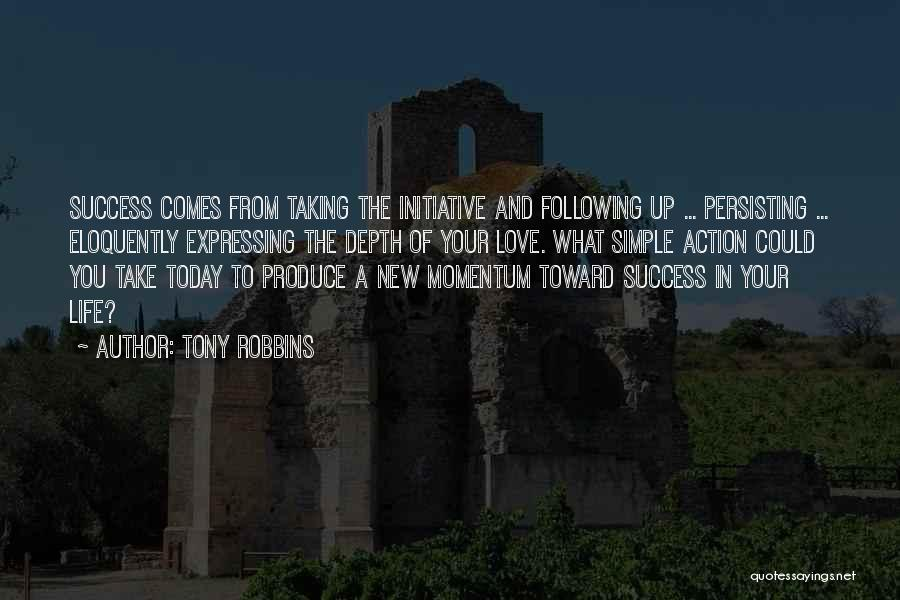 Love Expressing Quotes By Tony Robbins