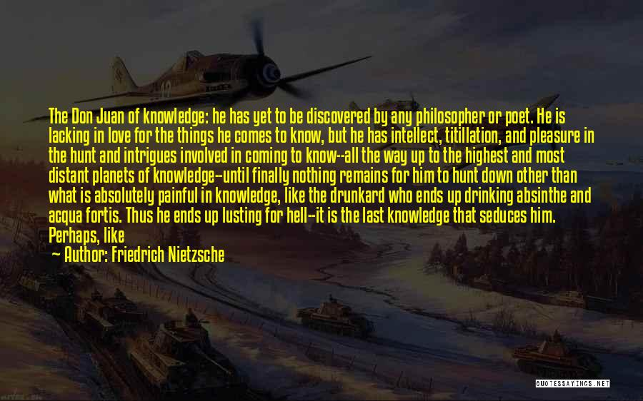 Love For All Eternity Quotes By Friedrich Nietzsche