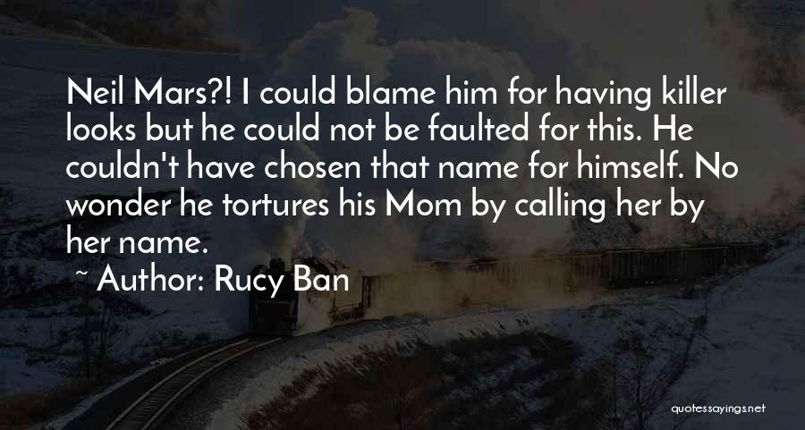 Love For Him Funny Quotes By Rucy Ban