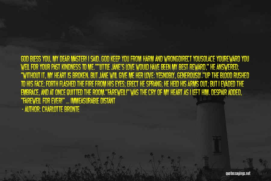Love For Your Daughter Quotes By Charlotte Bronte