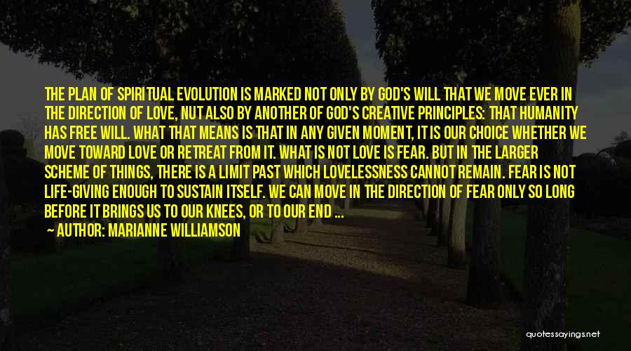 Love Given By God Quotes By Marianne Williamson