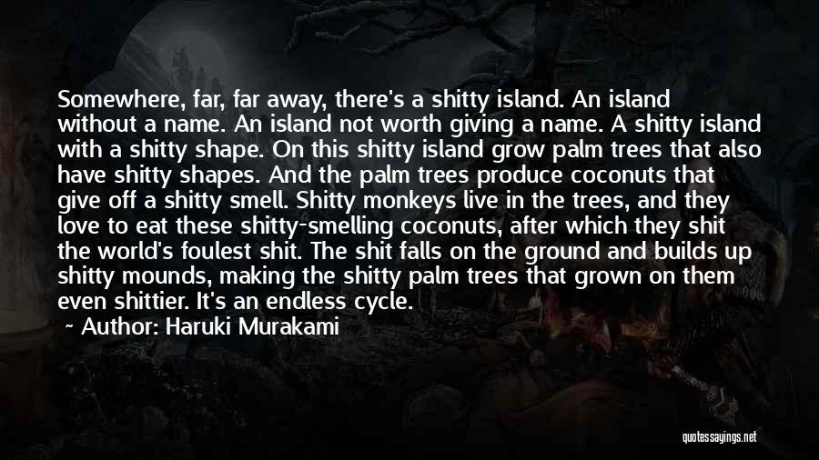 Love Giving Up Quotes By Haruki Murakami