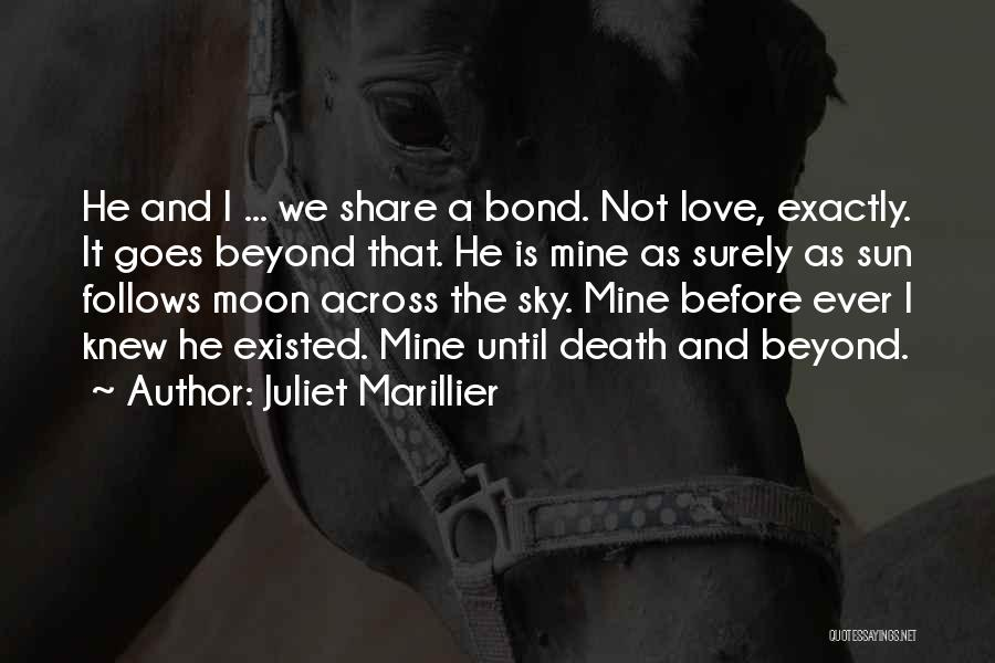 Love Goes Beyond Quotes By Juliet Marillier