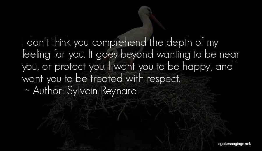 Love Goes Beyond Quotes By Sylvain Reynard
