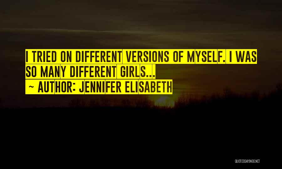 Love Growing Quotes By Jennifer Elisabeth