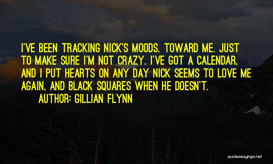 Love Hearts And Quotes By Gillian Flynn