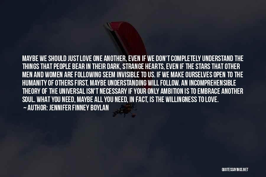 Love Hearts And Quotes By Jennifer Finney Boylan