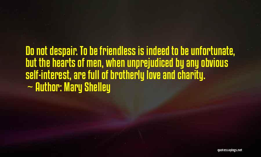 Love Hearts And Quotes By Mary Shelley