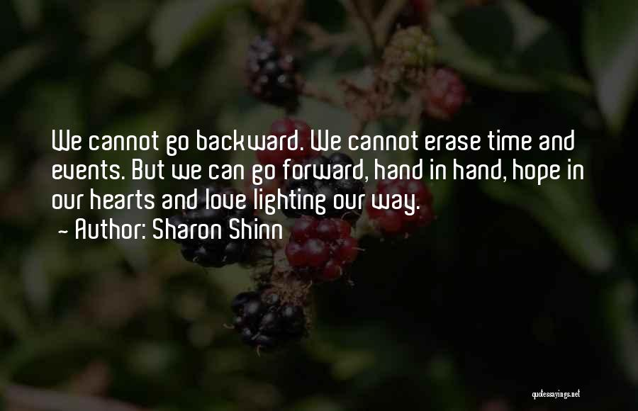 Love Hearts And Quotes By Sharon Shinn