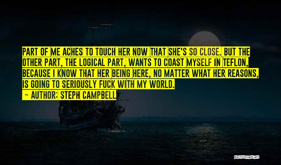 Love Hearts Broken Quotes By Steph Campbell
