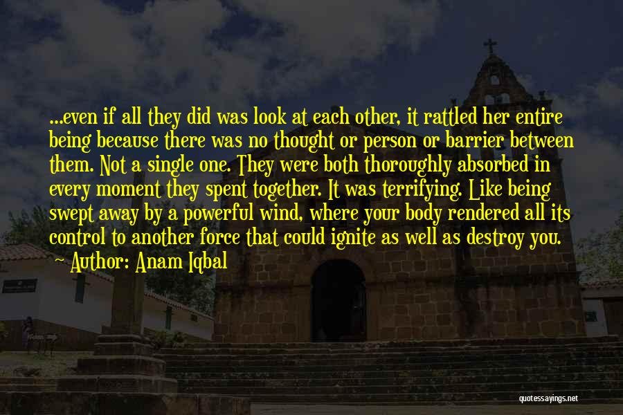 Love Her Like No Other Quotes By Anam Iqbal