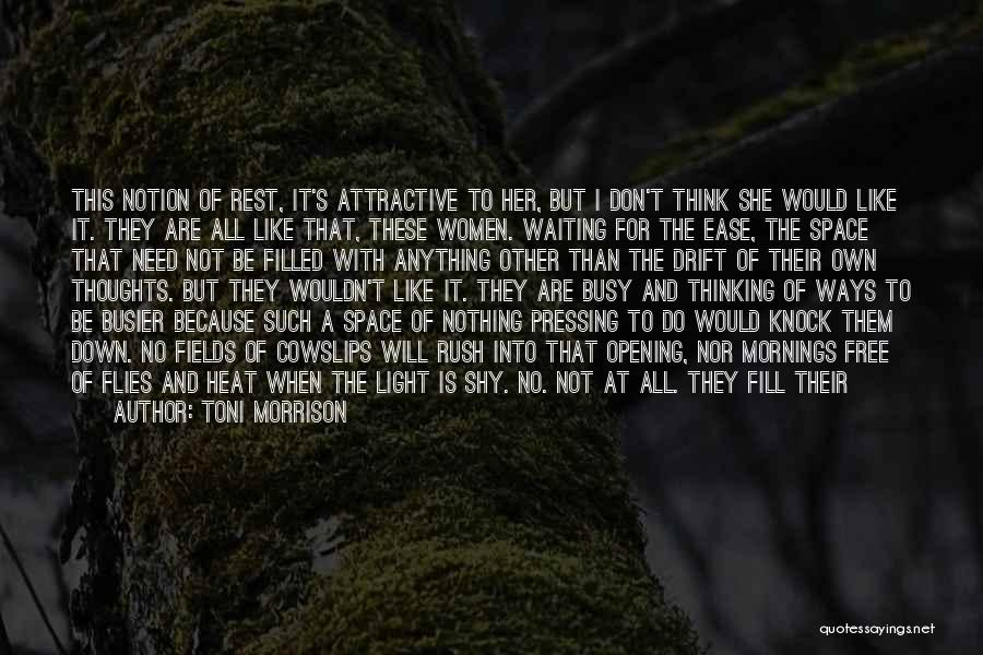 Love Her Like No Other Quotes By Toni Morrison