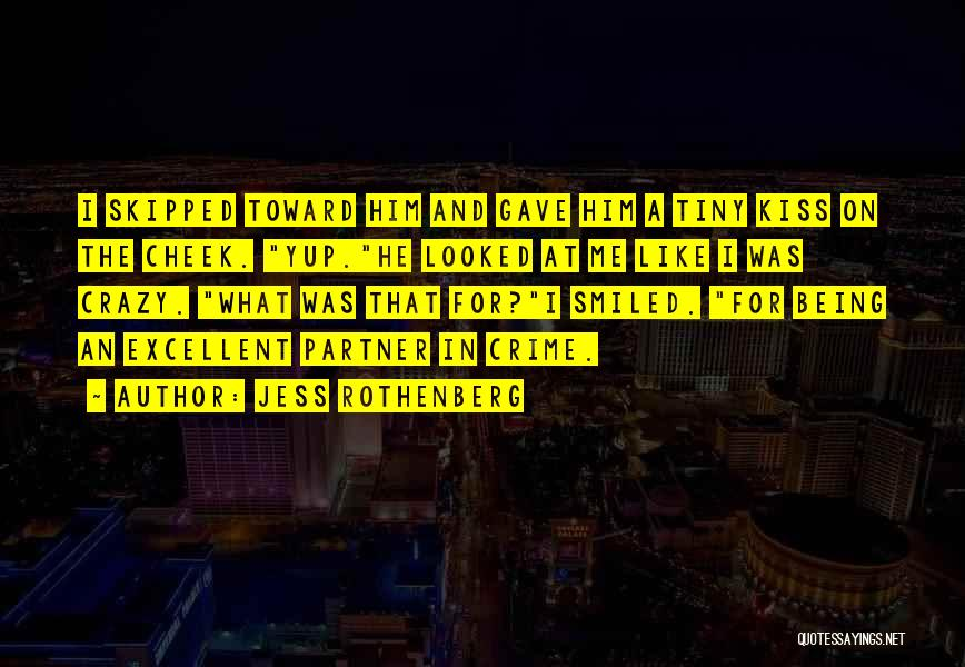 Love Him Like Quotes By Jess Rothenberg