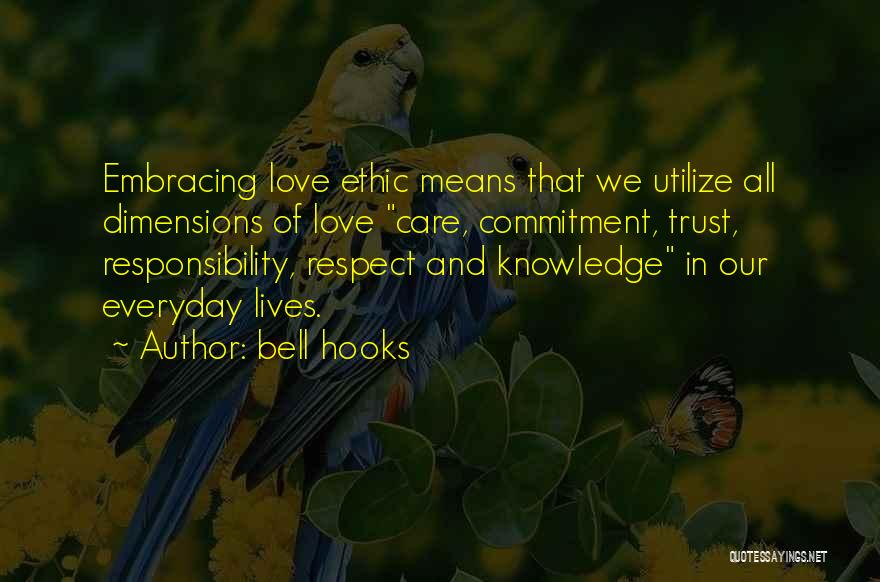 Love Him More Everyday Quotes By Bell Hooks