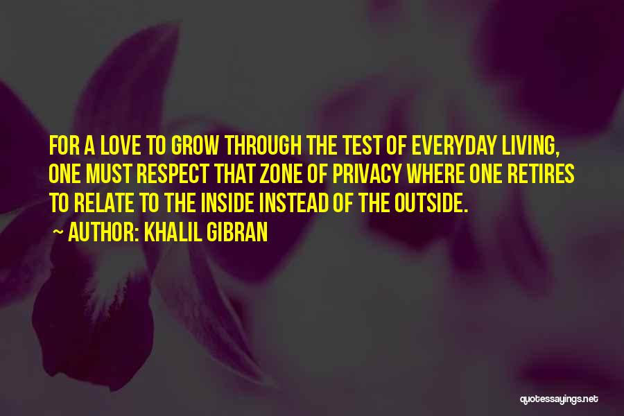 Love Him More Everyday Quotes By Khalil Gibran
