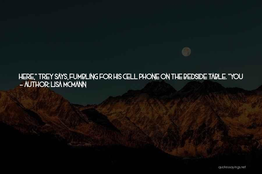 Love Him Still Quotes By Lisa McMann