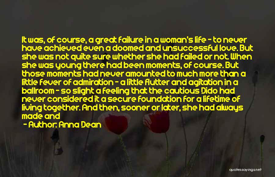 Love In Later Life Quotes By Anna Dean