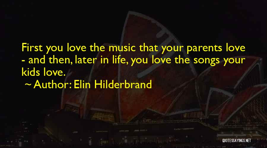 Love In Later Life Quotes By Elin Hilderbrand