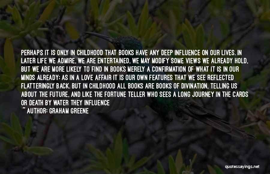 Love In Later Life Quotes By Graham Greene