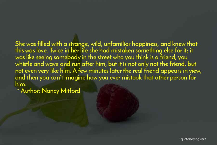 Love In Later Life Quotes By Nancy Mitford