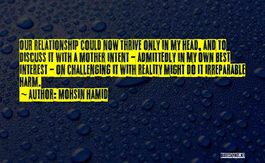 Love In Reality Quotes By Mohsin Hamid