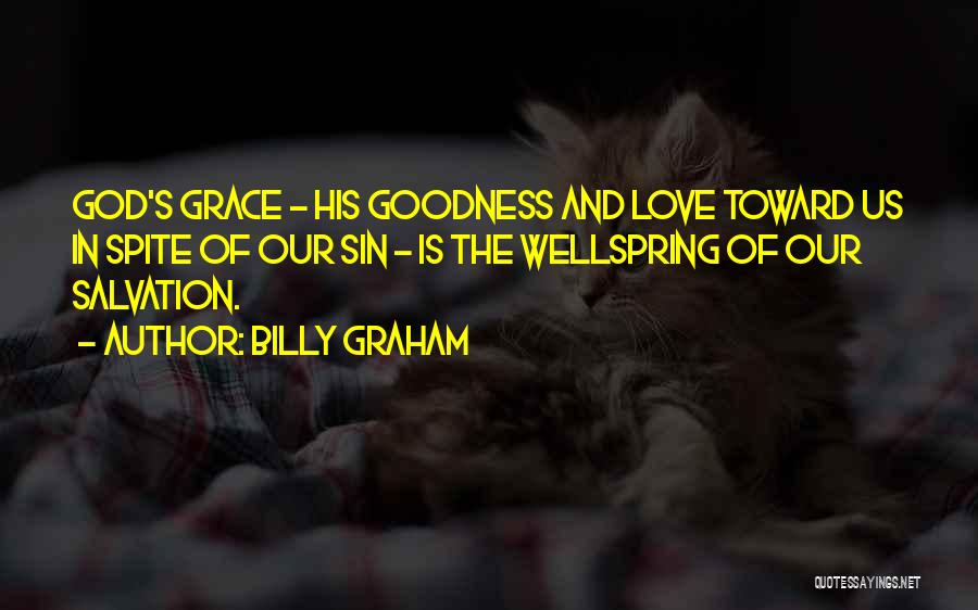 Love In Spite Of Quotes By Billy Graham