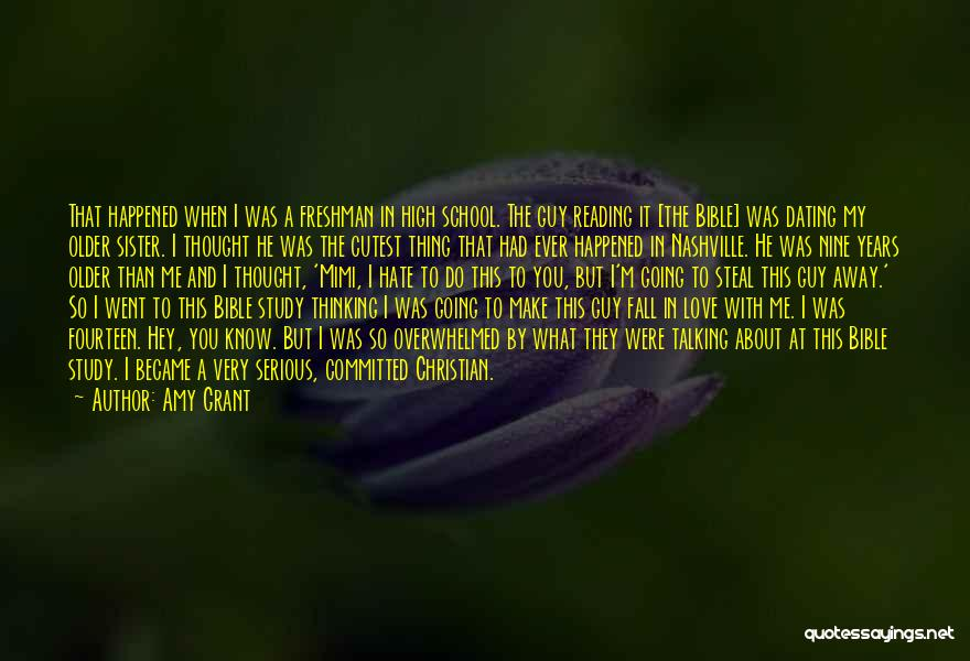 Love In The Bible Quotes By Amy Grant