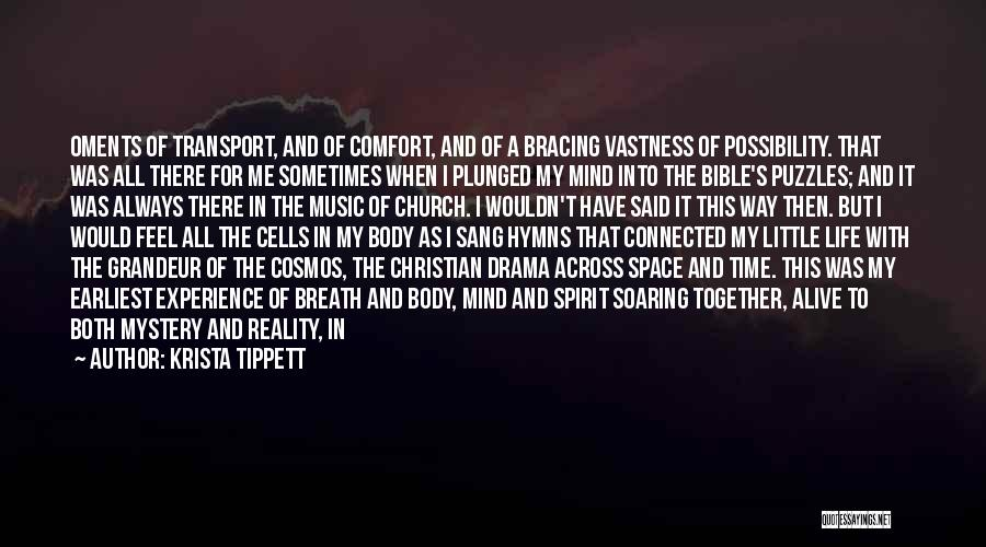 Love In The Bible Quotes By Krista Tippett