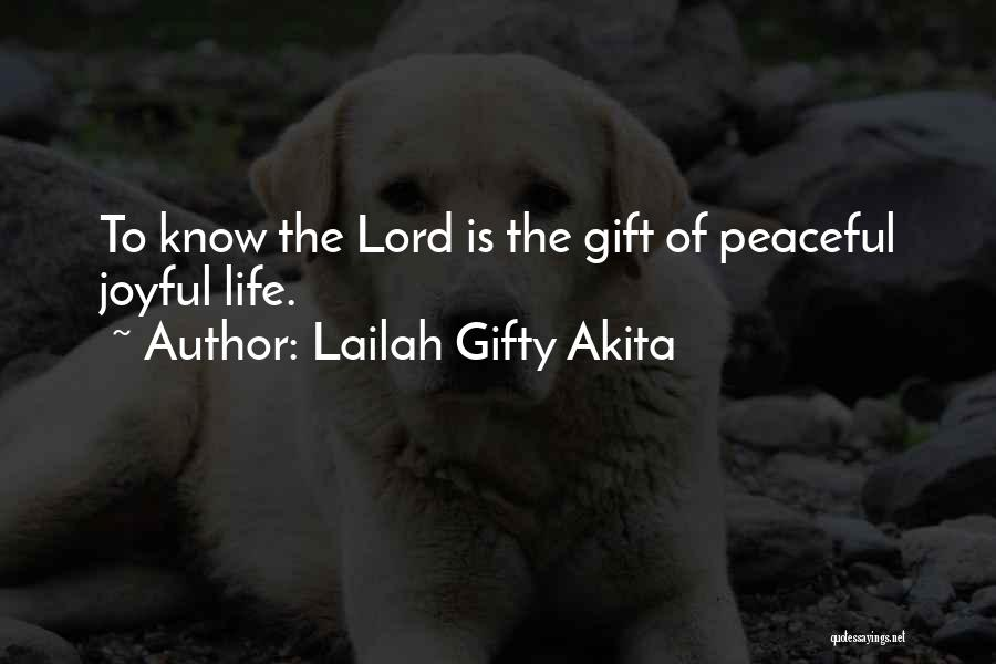 Love Is Gift Of God Quotes By Lailah Gifty Akita