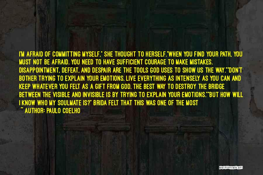 Love Is Gift Of God Quotes By Paulo Coelho