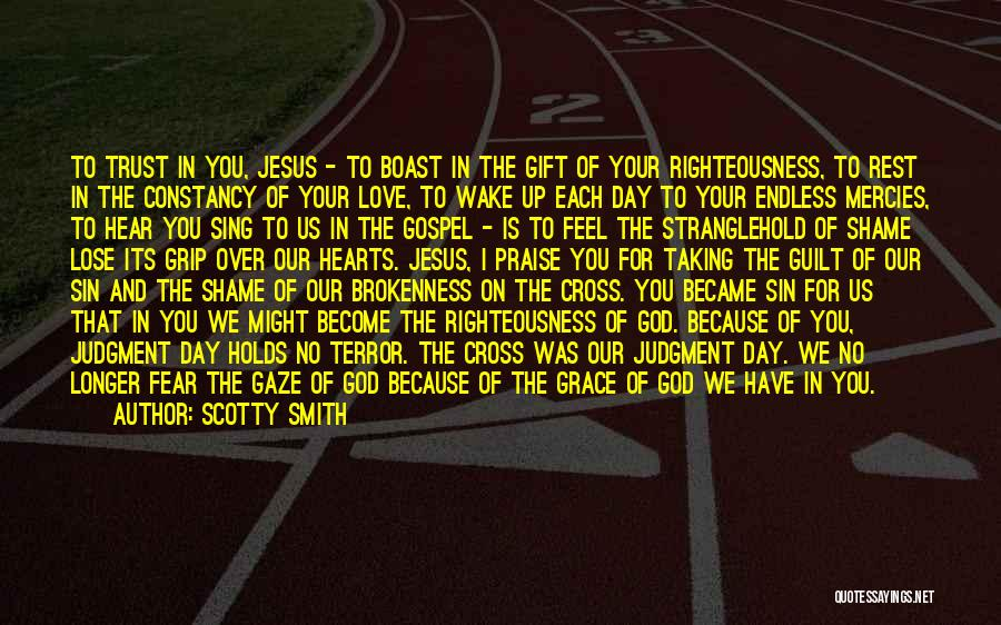 Love Is Gift Of God Quotes By Scotty Smith
